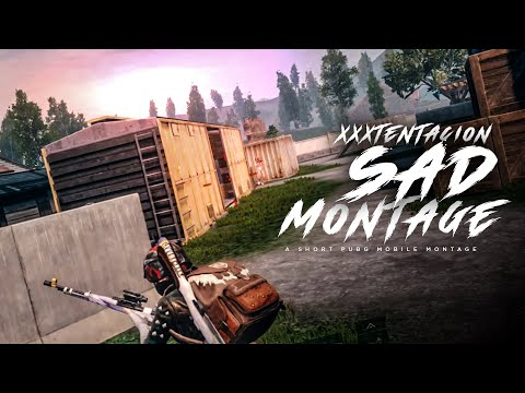 MOST INSANE TDM SNIPER MONTAGE  |  PUBG MOBILE | XXXTENTACION - SAD  | 777 GAMING