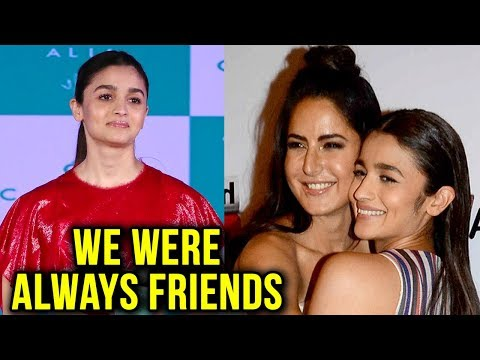 Alia Bhatt CLARIFIES To Media About Her Friendship