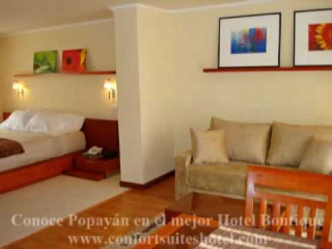 Hotel Boutique Confort Suites - Video