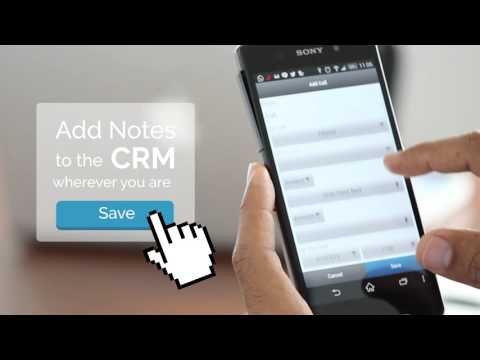 CRM on the go