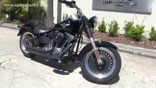4. 2012 Harley Davidson Fat Boy Lo for sale on Tampa Craigslist