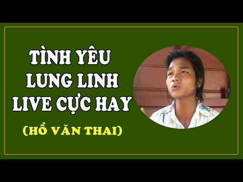 Tinh Yêu Lung Linh Cover cực chất