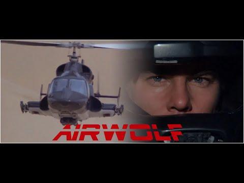 AIRWOLF (1984) SEASON 1 Trailer# 1 - JAN MICHAEL VINCENT - ERNEST BORGNINE