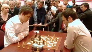 Mamedyarov-Carlsen