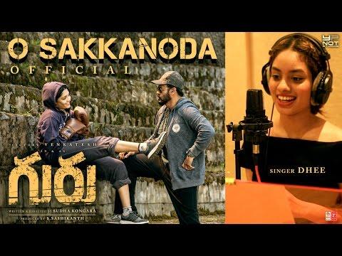 O Sakkanoda Song Making | Guru Telugu Movie | Venkatesh | Ritika Singh | Sudha Kongara | #Guru