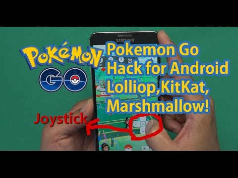Pokemon Go Hack Android for Lollipop/KitKat! [No Root][Tutuapp]