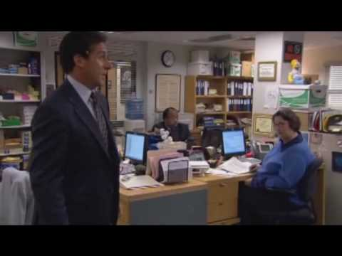 The Office Season 3 Bloopers Part 1 (of 2)