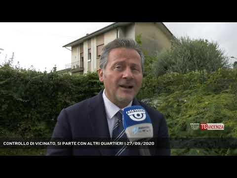 CONTROLLO DI VICINATO, SI PARTE CON ALTRI QUARTIERI | 27/09/2020