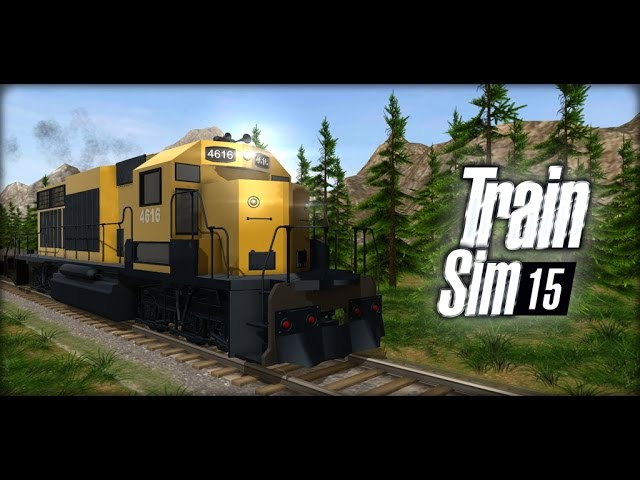 Train Driver 15 - Android & iOS - Trailer