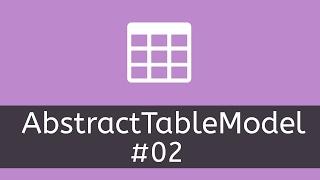 Criando modelo JTable de sua aplicação com AbstractTableModel de forma simples no Java Netbeans.Download do Projeto: https://github.com/descompila/TableModel
