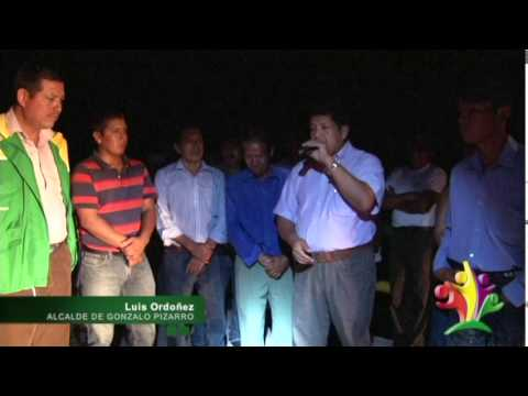 CONSTRUIMOS PUENTES PARA EL PROGRESO GOBIERNO PROVINCIAL DE SUCUMBÍOS