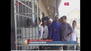 Video 16 Tahanan Rutan Labuhan Batu yang Kabur Titipan Kepolisian - BIP 14/04 MP3, 3GP, MP4, WEBM, AVI, FLV April 2019