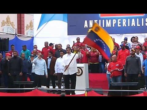 Venezuela: OAS - Maduro feiert »Austritt aus dem US-M ...