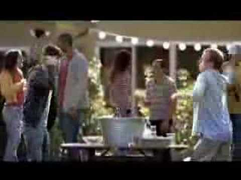 2007 Super Bowl Commercials - Budweiser,rock,paper,scissor