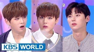 Video Hello Counselor - Wanna One's Kang Daniel, Park Jihoon, Hwang Minhyun [ENG/THA/2017.09.11] MP3, 3GP, MP4, WEBM, AVI, FLV Februari 2019