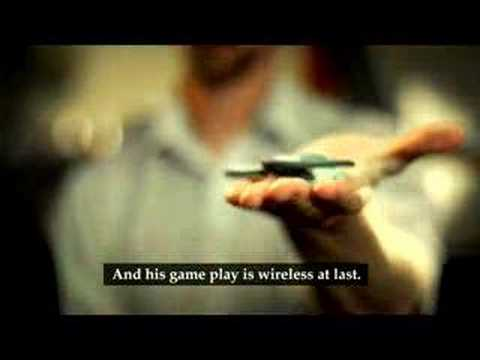 Xbox 360 French Wireless Controller Commercial
