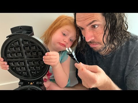 COOKING LESSONS With Adley! Making Breakfast Routine (morning Surprise For Mystery Guests)