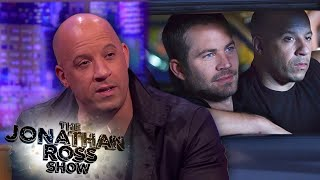 Nonton Vin Diesel Gets Emotional About Paul Walker - The Jonathan Ross Show Film Subtitle Indonesia Streaming Movie Download