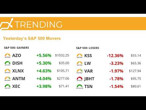 Stock Market Today: Turnaround Tuesday Led By Materials And Technology | May 22, 2019