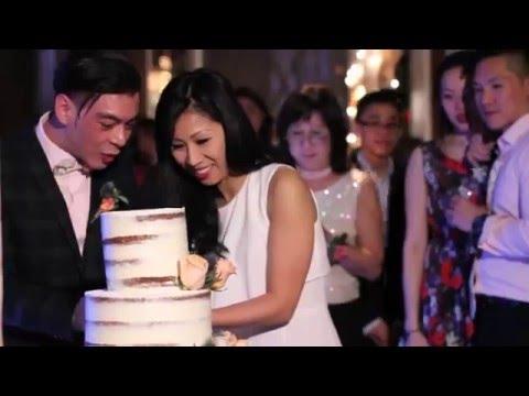 Vincent & Robyn Wedding