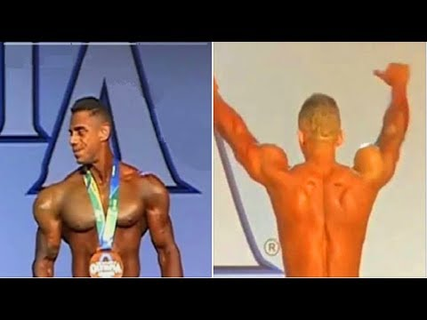CLASSIC PHYSIQUE NOVEL C - MR. OLYMPIA AMATEUR BRAZIL 2018