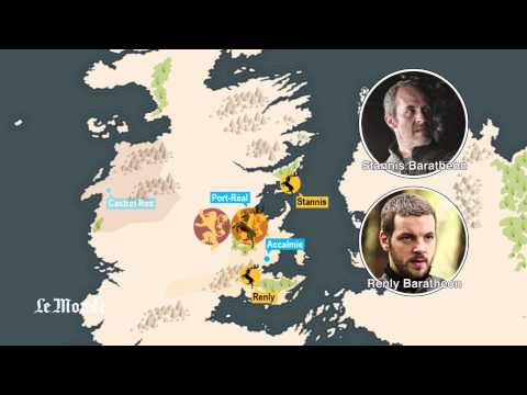 Game of Thrones  seasons 123 explained in less than 5