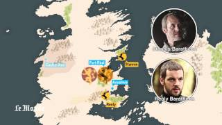 For more than a year, the Seven Kingdoms of Westeros have been facing an unprecedented political crisis : the major clans are ...
