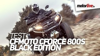 5. TEST | CFMOTO CForce 800S Black Edition