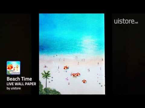 Video of Beach Time LiveWallpaper Free