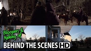 Django Unchained (2012) Making of&Behind the Scenes (Part1/3)