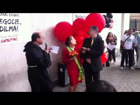 Casamento histórico de Dilma com FHC