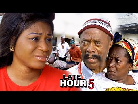 Late Hour (episode 5) - 2017 Latest Nigerian Nollywood Movie HD