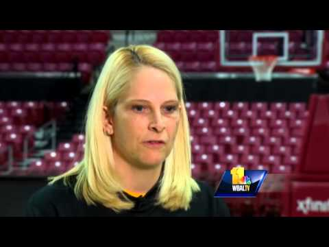 UMd. coach talks on son's cancer fight