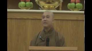 Power of Meditation - Thay. Thich Phap Hoa (Sep.19, 2014)