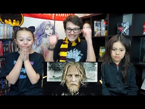 FANTASTIC BEASTS 2 Official Trailer #1 Reaction!!!