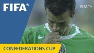 Jared Borgetti und das Elfer-Drama im Confederations Cup