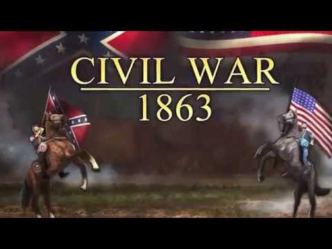 The Civil War Scrapbook Movie Trailer