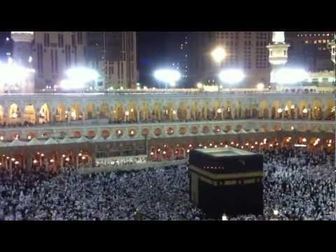 لقطات للكعبة المشرفة شعبان1432 هـ رحال الخبر