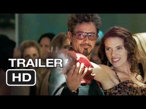 Iron Man 2 Trailer #2 (2010) - Marvel Movie HD
