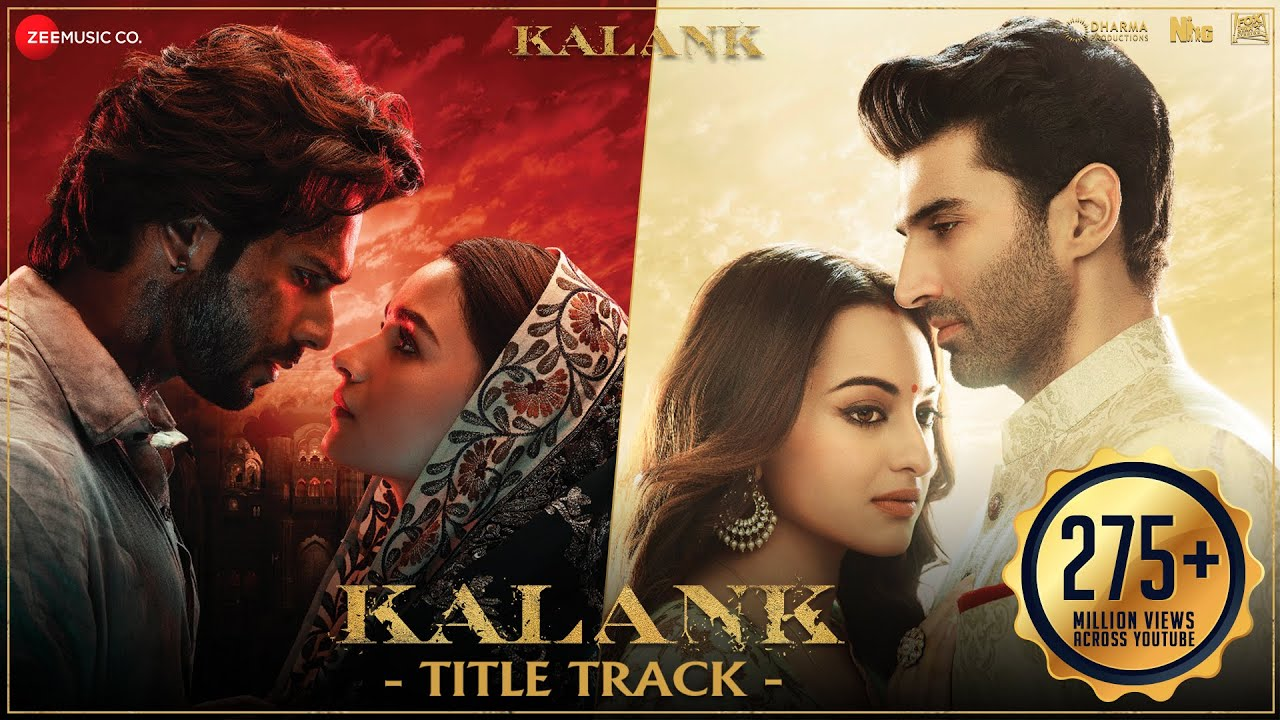KALANK TITLE TRACK (Theme Song) Electric Guitar Cover w/ Tabs & Chords | Arijit Singh | FUXiNO