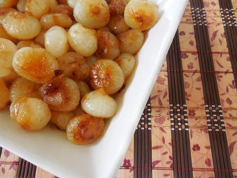 cipolline in agrodolce - ricetta tradizionale con descrizione.