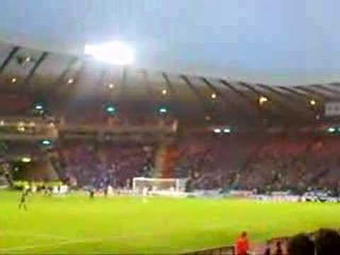 Scotland v France Goal!