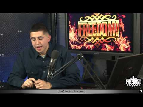 Progressive becomes libertarian, challenges The Young Turks
