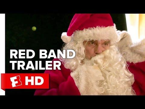 Bad Santa 2 Official Red Band Trailer 2 (2016) - Billy Bob Thornton Movie