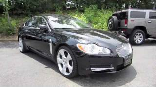 2009 Jaguar XF Supercharged Start Up, Exhaust, And In Depth Tour