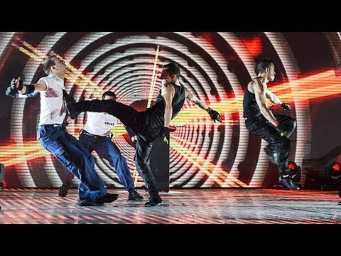 cascade - Watch French martial arts crew Cascade perform their unique mix of stunts, flips and jumps in the second Britain's Got Talent Semi Final. See more from Brita...