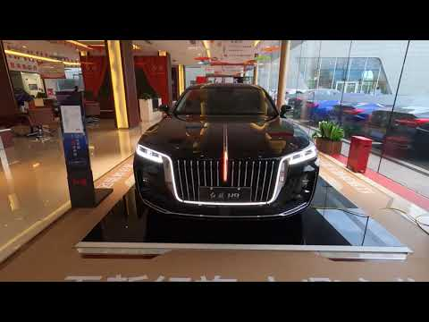 ALL NEW FAW Hongqi H9 - Exterior And Interior