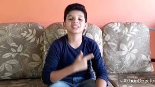 Filme de Rhenan Cauê Barbosa Batista - #TodosContraaHanseníase