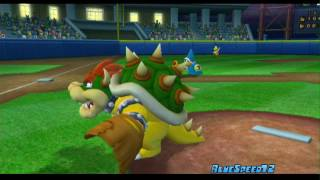 We're not done yet! Mario Bros. and the Bowser Army are going all out against each other in one final duel in baseball! See the amazing outcome better than the last one!