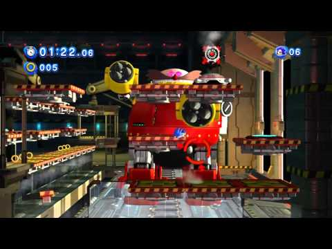 Sonic Generations - Part 3 [RAW}